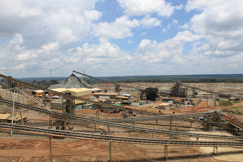 Copper producers in Zambia have continued production despite challenges and political interference.