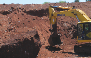 Small scale mines and quarries are key players in any developing country's economy, and the government should pay more attention to their needs. Image credit: Leon Louw