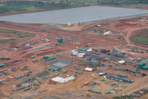 Namoya gold mine in the Democratic Republic of the Congo (DRC). Image credit: Banro