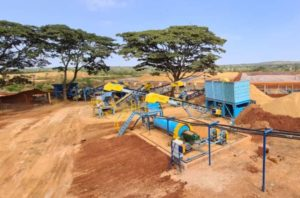 Tanzanian Gold commenced production at its oxide plant. Image credit: Resource world