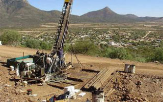 Part of Petra Diamonds' assets that has been put up for sale in Botswana are three exploration licenses. Image credit: Petra Diamonds