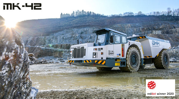 GHH Mining Machines a proud member of the GHH Group
