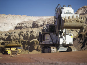 Kumba Iron Ore's Kolomela mine in the northern Cape. Image credit: Kumba