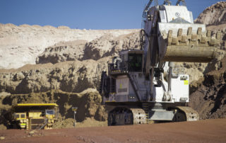 Kumba Iron Ore's Kolomela mine in the northern Cape. Image credit: Kumba