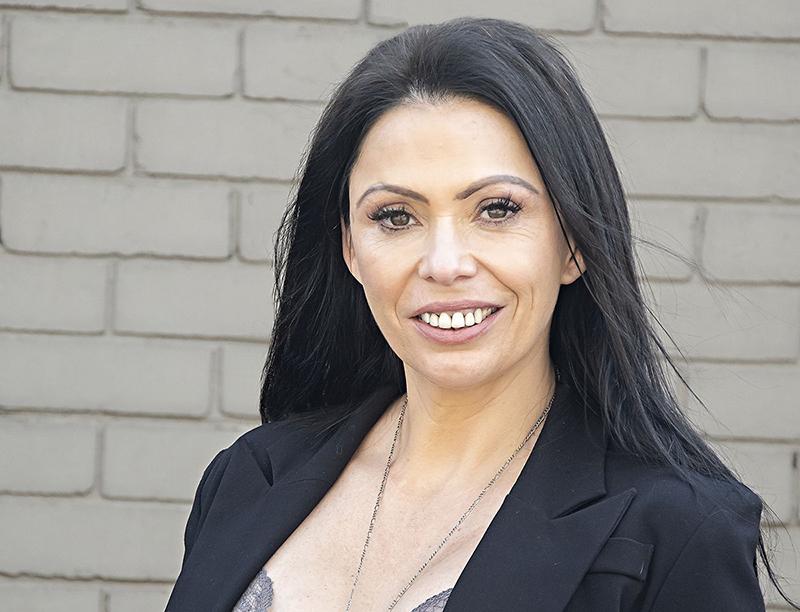 Melanie Mokawem director of Hawk