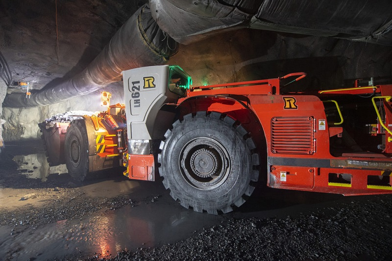 Resolute Mining's Syama mine in Mali is the first fully mechanised mine in Africa. Image credit: Resolute Mining