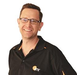 Andrew Macnamara, director of MTE Travelling Exhibitions.