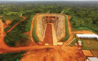 Ivanhoe's Kamoa-Kakula copper mine in the Democratic Republic of the Congo (DRC). Image credit: Ivanhoe