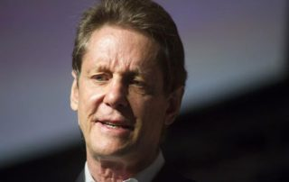 Robert Friedland, co-chair at Ivanhoe Mines. Image credit: Forbes