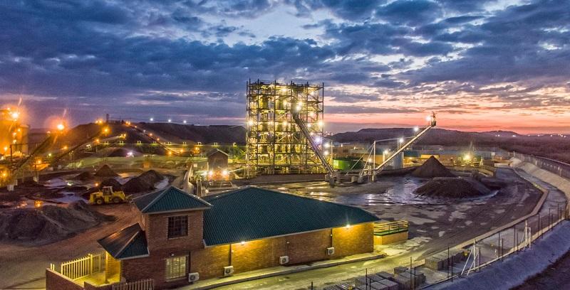 Sibanye-Stillwater's Kroondal platinum mine close to Rustenburg in the North West Province. Image credit: Sibanye-Stillwater