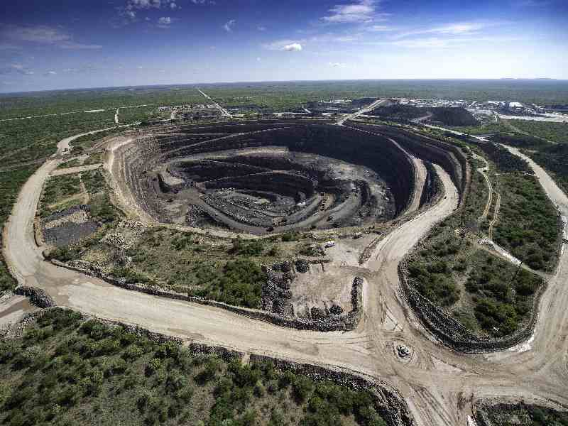 Lucara Diamond Corp's Karowe mine has delivered another high-quality diamond. Image credit: Lucara