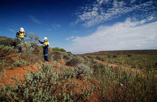 Mine closure and rehabilitation is an important part of the mining process. Image credit: ICMM