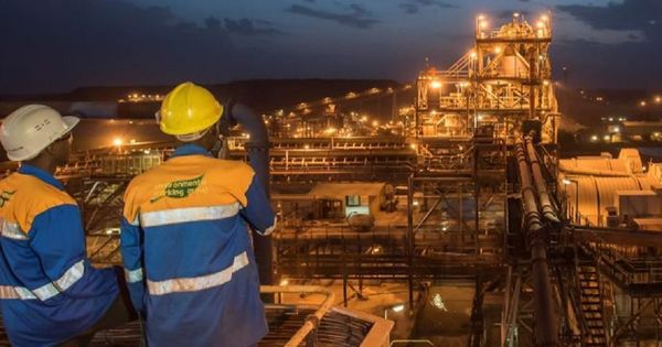 Barrick Gold and AngloGold Ashanti has concluded the sale of the Morila gold mine in Mali. Image credit: Barrick Gold