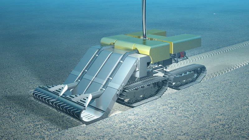 Seabed mining is being pursued to meet the growing demand for minerals critical to electric vehicles, electronics and battery manufacturers. Image credit: GreenBiz