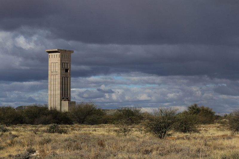 Orion Minerals' Prieska shaft in the Northern Cape Province of South Africa. Image credit: Orion Minerals
