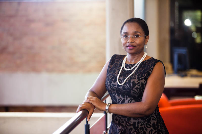 Dr Thuthula Balfour, head of health at the Minerals Council South Africa. Image credit: Minerals Council of South Africa