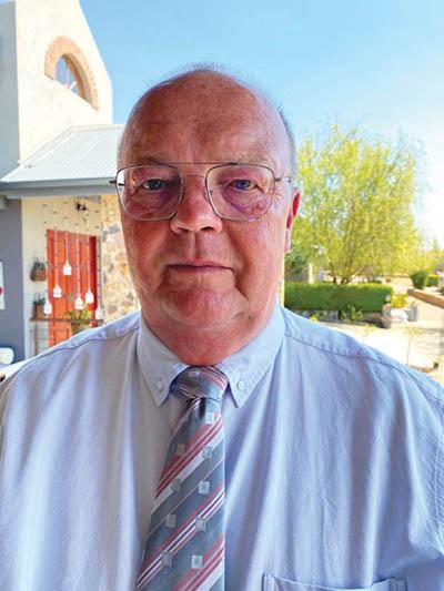 Nico Pienaar, director of Aspasa. Image credit: ASPASA