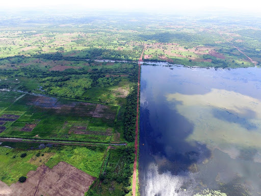 Syrah Resources's Balama project in Mozambique. Photo by Syrah Resources