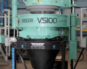 The new Pilot Modular VS100 is a wise and operator-friendly investment for any operation making use of VSI crushing. Photo by Pilot Crushtec