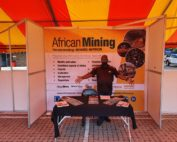 African Mining was the only official media partner at the recent MTE Exhibitions' show in Emalahleni (Witbank). Photo by MTE Exhibitions