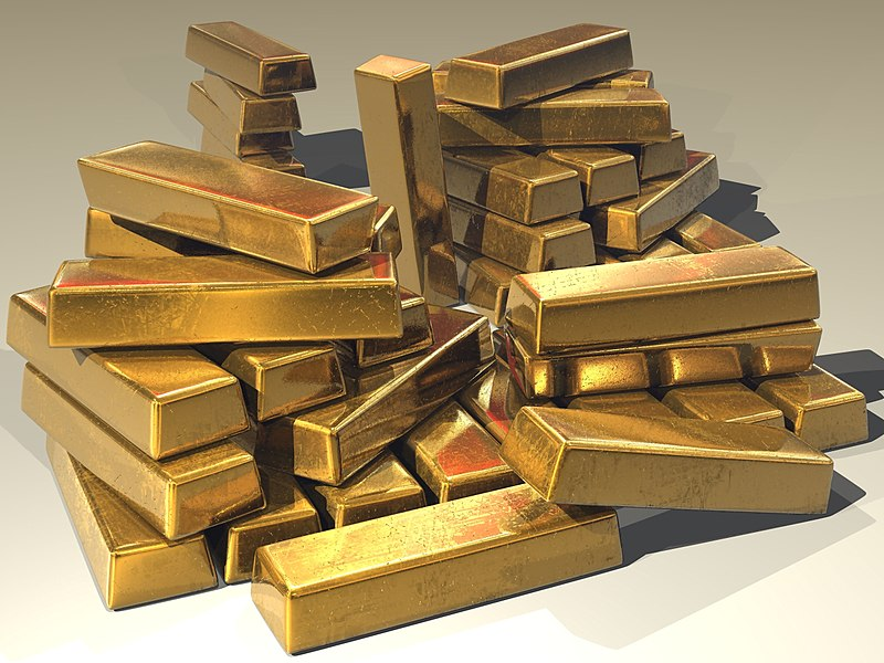 Volatile precious metals market calls for real-time risk management solutions. Photo by Wikimedia Commons