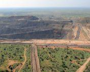 The Tshipi Borwa manganese mine. Photo by Tshipi