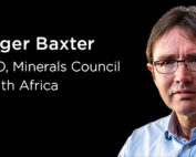 Roger Baxter, CEO of the Minerals Council South Africa. Photo by Minerals Council of South Africa