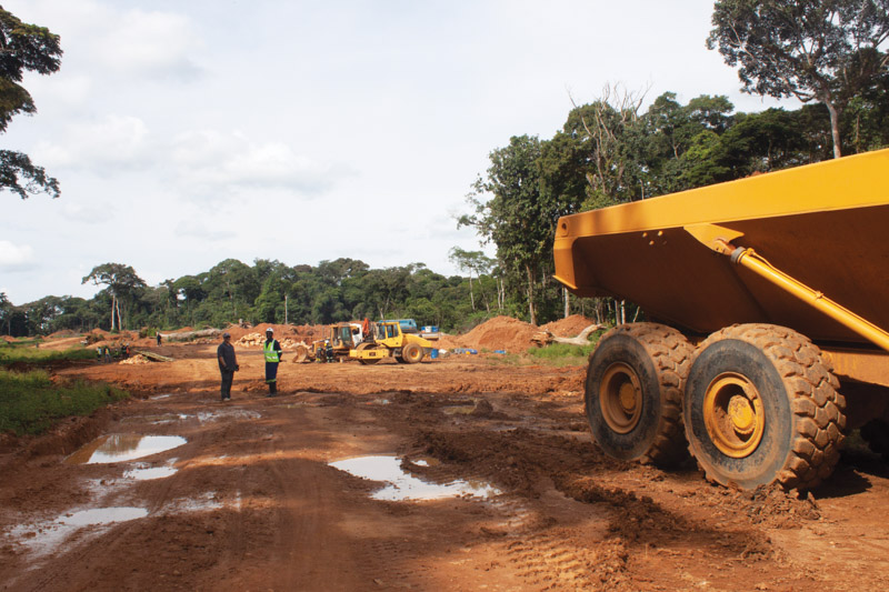 Despite challenges in the DRC, several mining projects are going ahead.