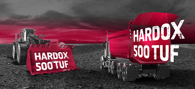 Hardox® Wear Plate for extreme abrasion resistance