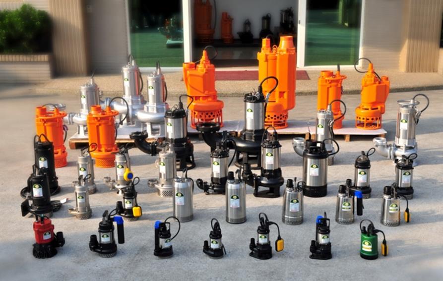 JS - Submersible Pumps