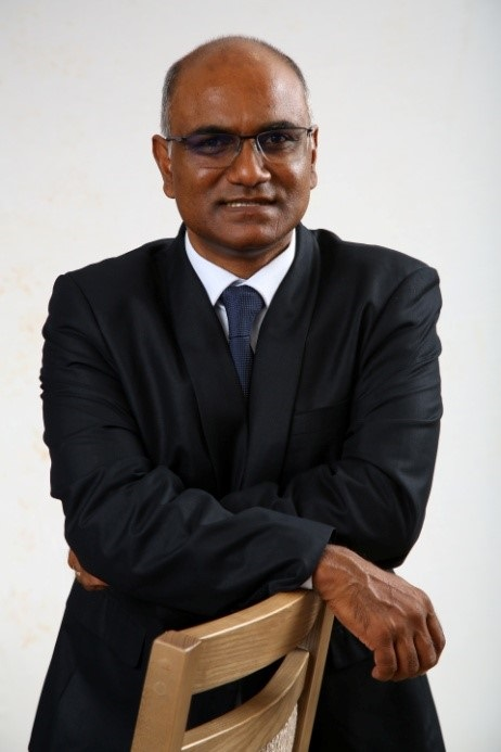Vis Reddy, managing director of SRK Consulting South Africa. Image : Supplied by SBPR Communications