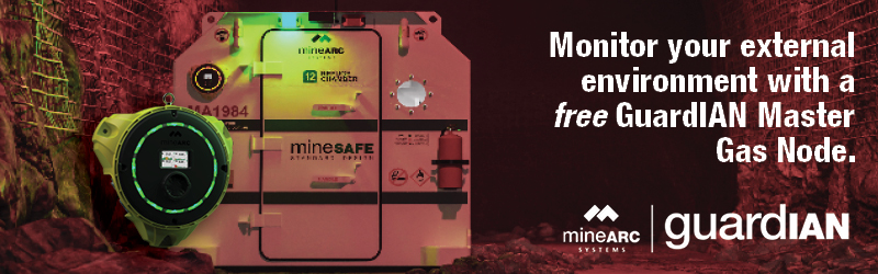 Monitor your external environment with a free GuardIAN Master Gas Node