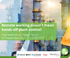 Digital Twinning for Process Energy & Mining - 27 September 2021
